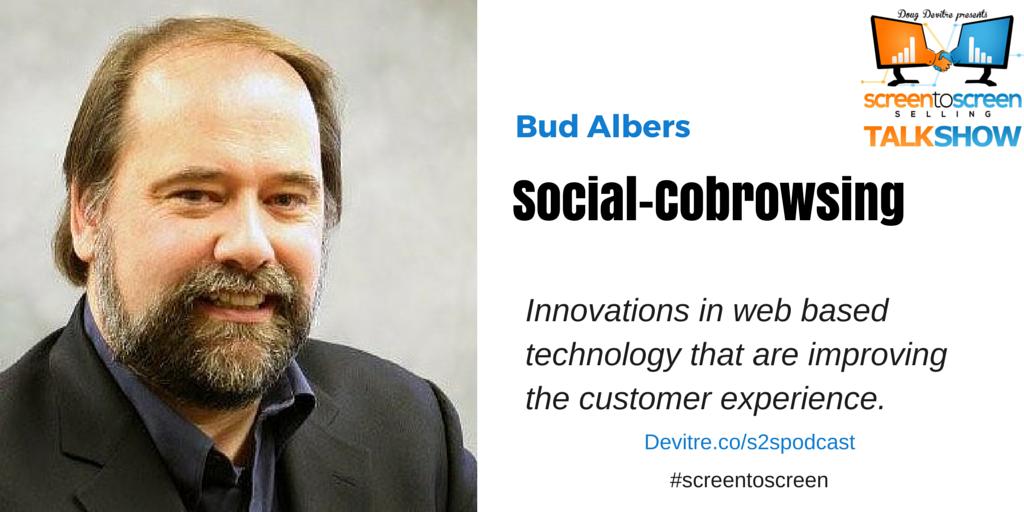 Bud Albers Social Cobrowsing