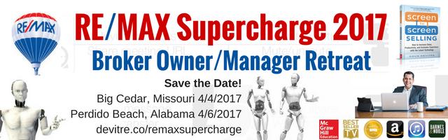 REMAX Supercharge 2017 Devitre